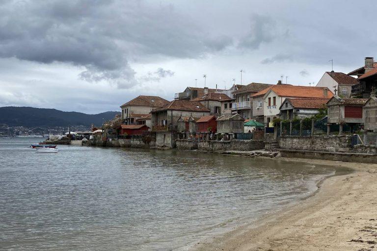 Combarro Sanxenxo Galicia