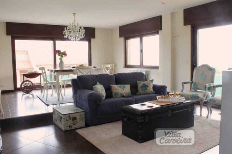 Luxury villas galicia