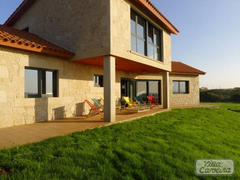 Villas in Galicia Luxury